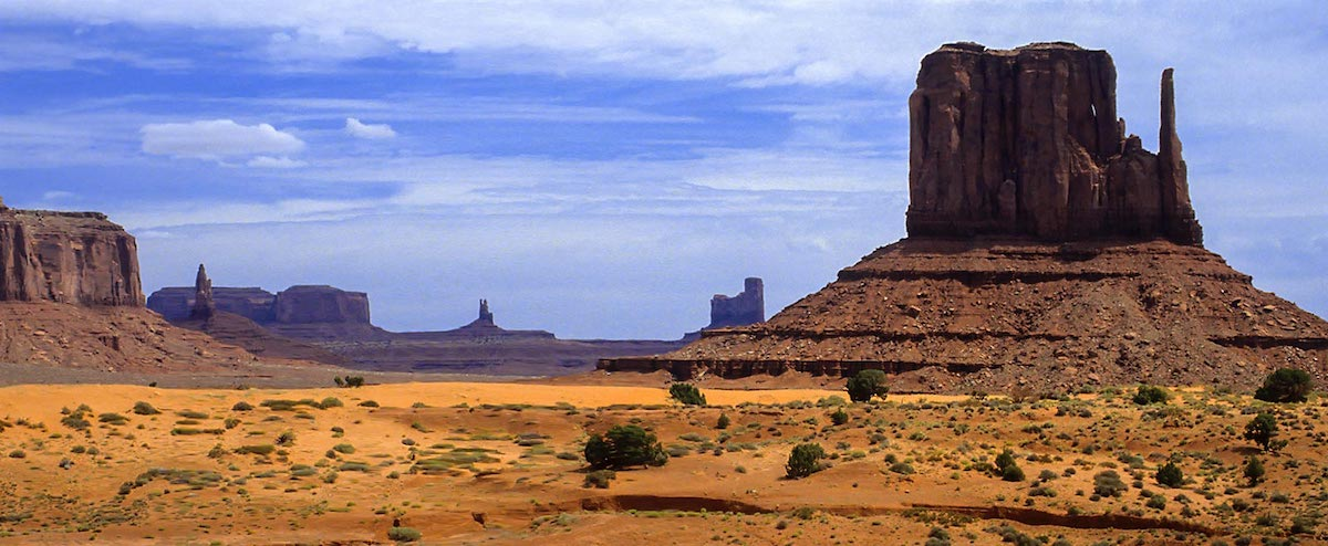 Monument Valley Mittens Arizona | Novox Music