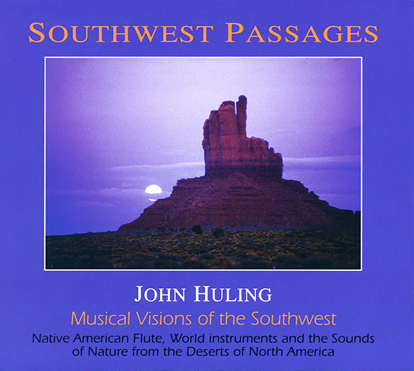 Southwest Passages CD | John Huling