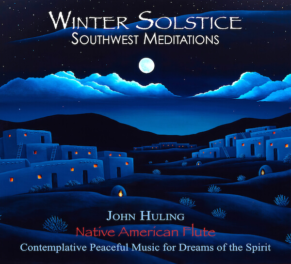 Winter Solstice CD Cover | John Huling